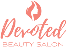 Devoted Beauty Salon Logo