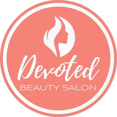 Devoted Beauty Salon Logo